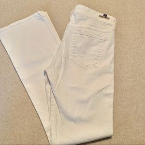Citizens of Humanity boot cut white jean